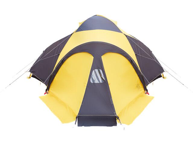 The North Face Ve 25 Tienda de Campaña, amarillo/gris